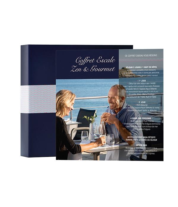 Coffret Escale Zen&Gourmet